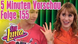 5 Minuten Vorschau - SOY LUNA Folge 155 || Disney Channel