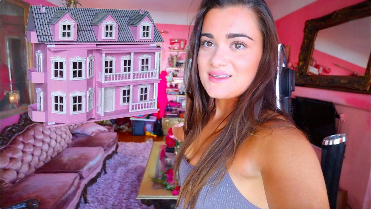 how to make a life size dollhouse