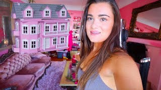 If I Lived in a Life-Size Doll House!!