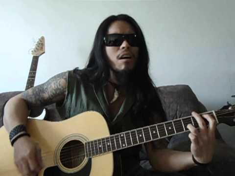 Lem Gutierrez   SunShower Chris Cornell cover