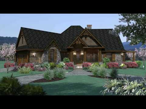 Craftsman Style House Plans One Story