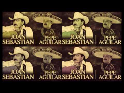 Joan Sebastian y Pepe Aguilar -  Exitos con Mariachi