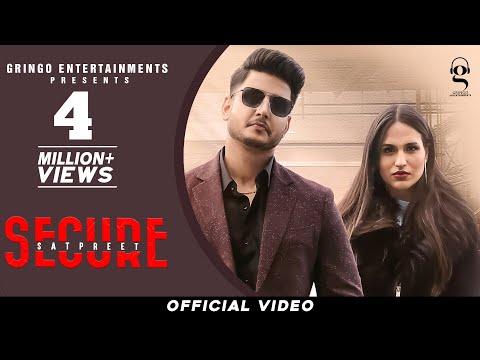 Secure (Official Video)   Satpreet   Daljit Chitti   Sukh Sanghera   Latest Punjabi Songs 2021  