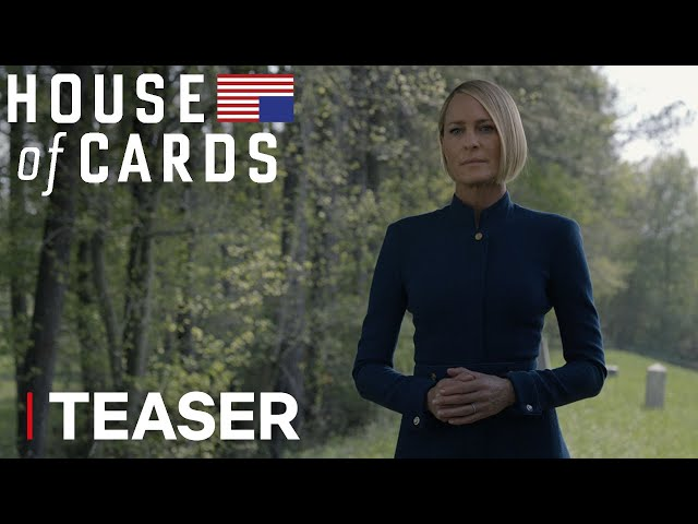 House of Cards  Seemingly Confirms Frank Underwood s Death in New      House of Cards  Seemingly Confirms Frank Underwood s Death in New Teaser    Decider