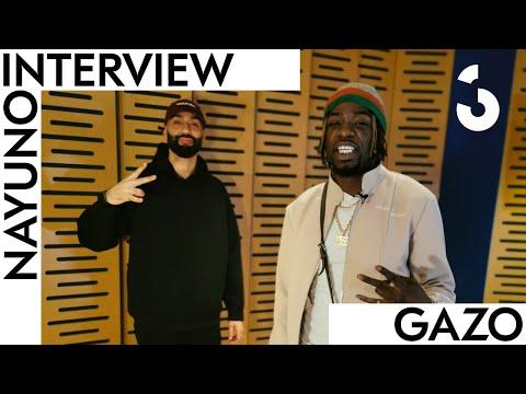 Youtube: Gazo – Drill FR, textes explicites VS police, feats européens – INTERVIEW NAYUNO