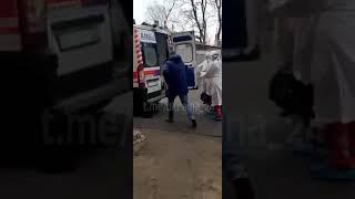 В Харьковской области у мужчины подозрение на коронавирус (часть 2)