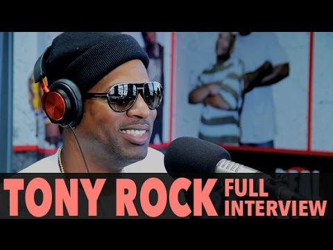"Tony Rock on Beyonce's ""Lemonade"", Dating, Comedy Series ""Mann & Wife"", And More! 