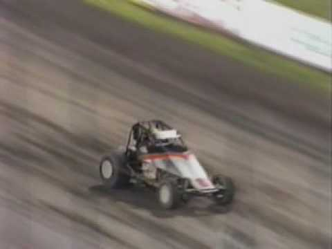 Knoxville Raceway SCRA Non-Wing Sprints June 23, 1999
