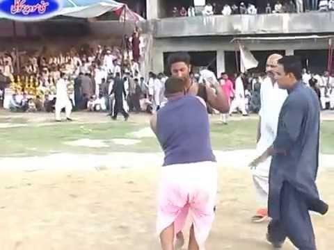 Bini - Raja Irfan Zafar vs Raja Mazahir    (Kotli Mela 2015)