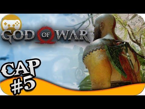 GOD OF WAR (ESPAÑOL LATINO) | EL REINO DE LOS ELFOS #5 EpsilonGamecx
