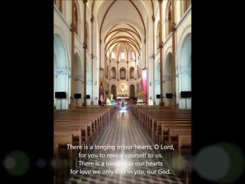 There is a Longing w/ Lyrics by Anne Quigley