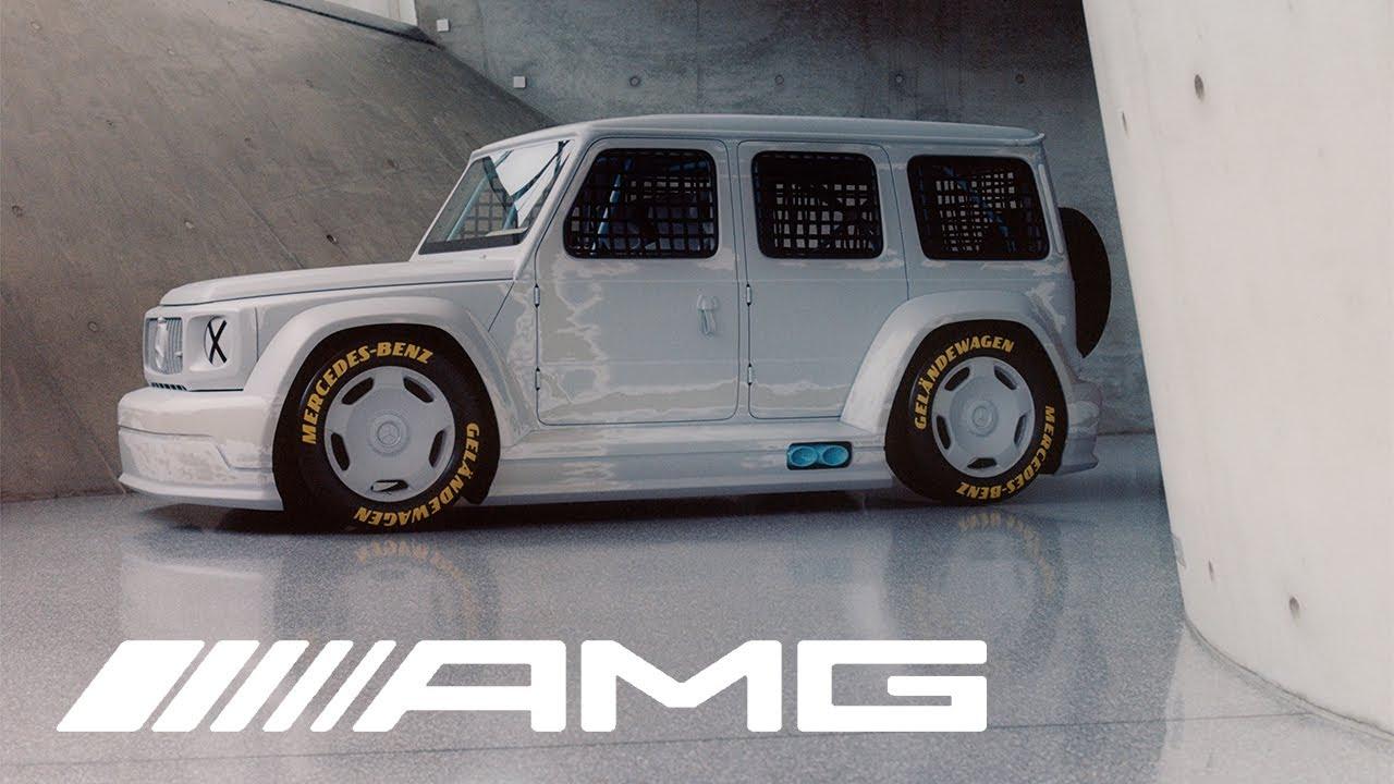 Project Geländewagen: Driving Luxury Forward with Innovative Design