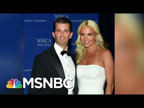 Police Investigating Suspicious Envelope Addressed To Donald Trump Jr.   MSNBC