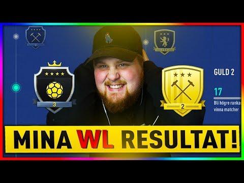 HUR GICK DET I WEEKEND LEAGUE?! - FIFA 19 SVENSKA