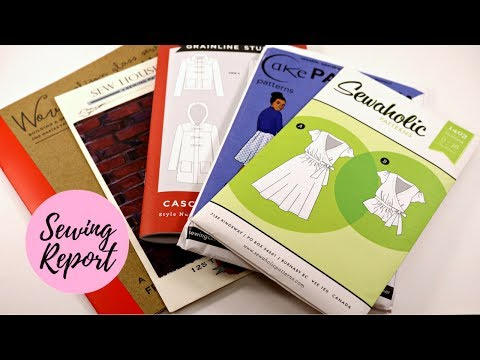INDIE SEWING PATTERN COMPANIES - the Good, the Bad | LIVE SHOW | SEWING REPORT
