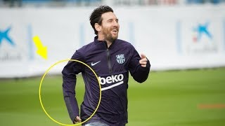 Leo Messi is Back Training & Surprise Teammates ● Ready To Play