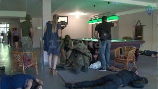Похороны Лехи Краснодонского  Часть 2  задержание в ресторане