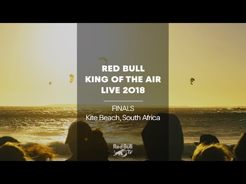 Replay Big-Air Kiteboarding: Red Bull King of the Air 2018 | Cape Town, South Africa Mp3