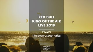 Replay Big-Air Kiteboarding: Red Bull King of the Air 2018 | Cape Town, South Africa