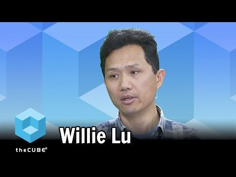 Willie Lu, Palo Alto Research, Inc | Mobile World Congress 2017