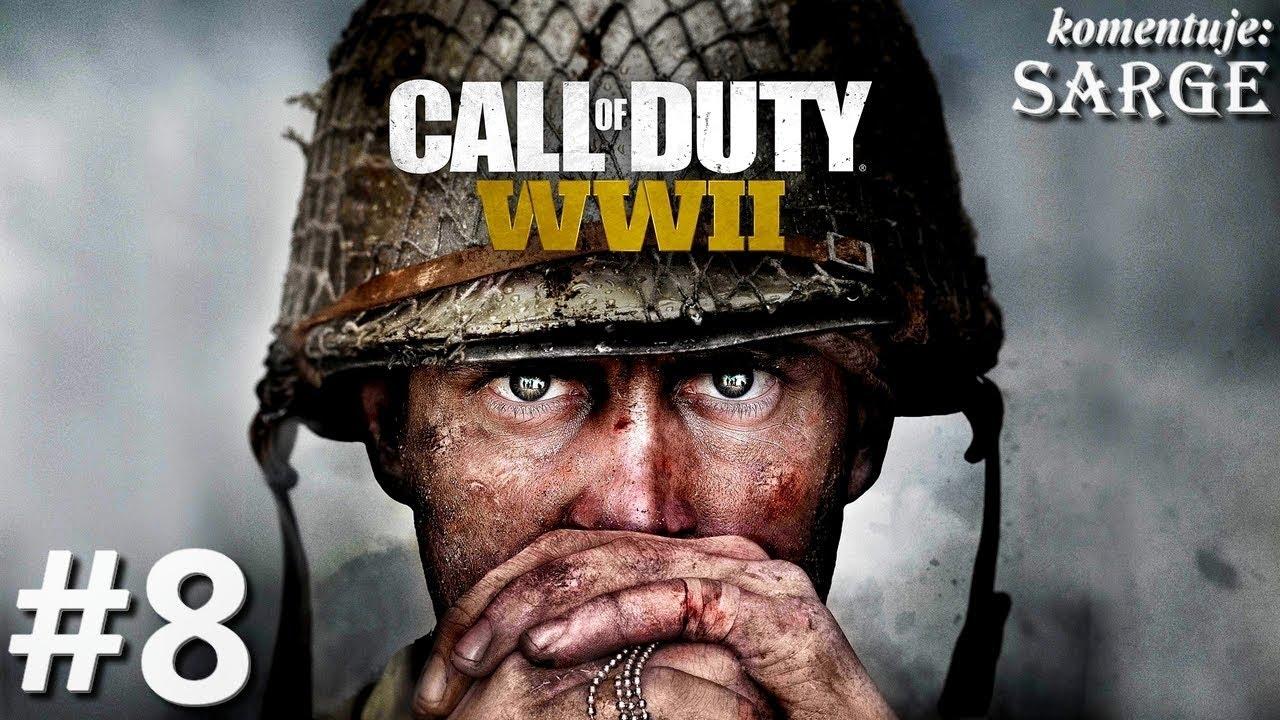 Zagrajmy w Call of Duty: WW2 [60 fps] odc. 8 – Ofiary wojny