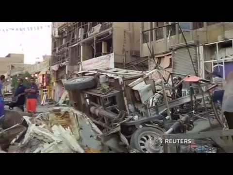 At Least 21 People Killed By Blast In Baghdad Shi'ite Quarter