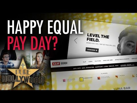 Happy Equal Pay Day! The (other) holiday based on a lie | Ben Davies