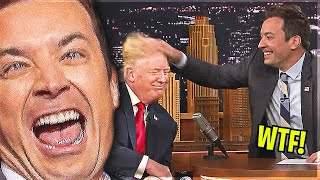 Jimmy Fallon Can't Believe Him...