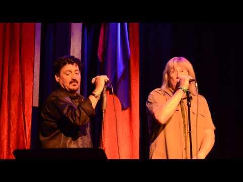 Going Down For The Last Time-John Schlitt, John Elefante and Tony Suggs