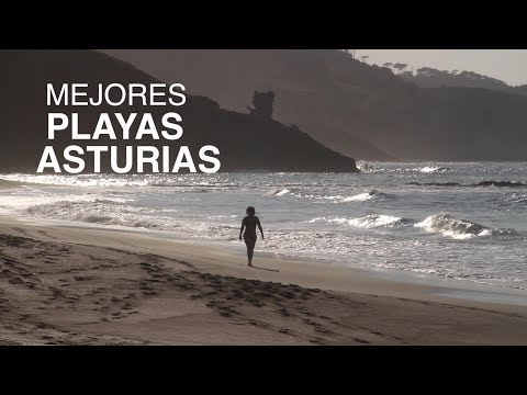 video about Best beaches Asturias