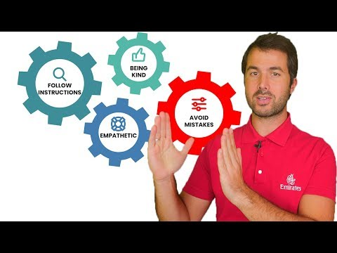 ✈️ How To Pass Emirates Open Days | Huge Typical Mistake