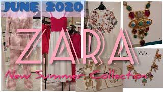 NEW ZARA SHOP UP ZARA JUNE 2020 COLLECTION ZARA NEW SUMMER WOMEN S FASHION WithPrices June2020