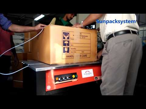 Semi Automatic Strapping Machine Sepack SBS -12( Made In India)