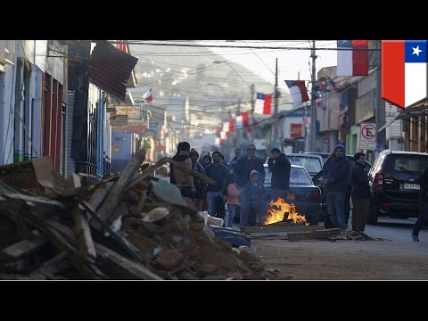 Lindol sa Chile: Walong tao ang namatay sa magnitude 8.3 na lindol - TomoNews