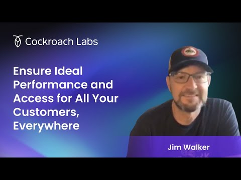 How to get great database performance & low latency data access