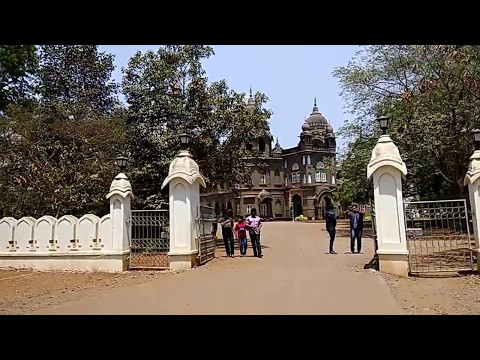 The New Palace In Kolhapur