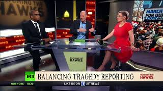Covering Tragedy with D. Watkins | Watching The Hawks on RT America |