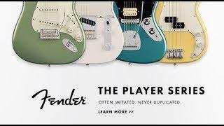 Il producer Gitty (The Stepkids, J.Cole, Mac Miller) testa la Fender Telecaster -