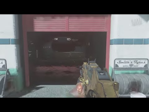 IW Zombies - How to Open Garage on Attack of the Radioactive Thing (FULL Gameplay Tutorial)
