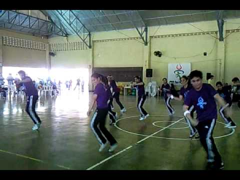 JGC Cadet Engineers Cheerdance