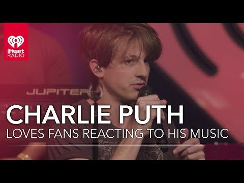Why Does Charlie Puth Love Fan Reactions To 'Voicenotes'? | IHeartRadio Album Release Party