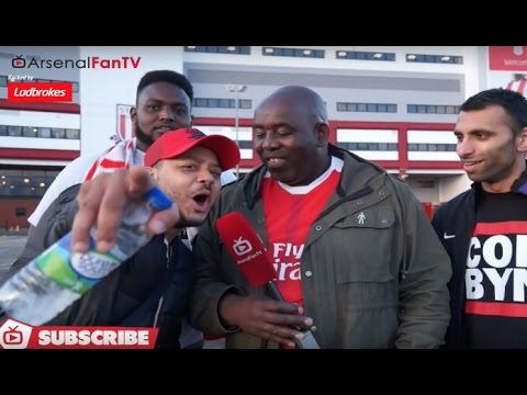 Stoke City 1 Arsenal 4 | Player Ratings Feat Moh, Troopz & I am Entertainment