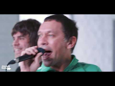 Shed Seven - Chasing Rainbows (Acoustic for Absolute Radio)