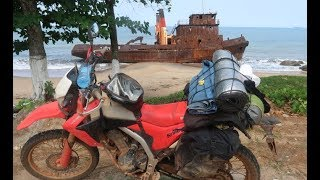 Motorcycle Tour of Africa Part 9 - 'Cameroon'