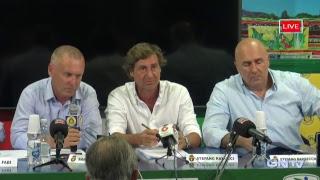 ONTV LIVE: Ternana. L'Unicusano presenta Bandecchi e Pochesci thumbnail