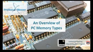 An Overview of PC Memory Types - CompTIA A+ 220-801: 1.3