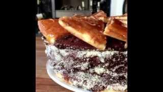Dobos Torte - Dobos Torte Recipe