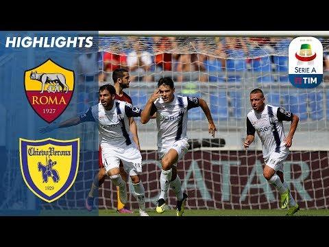 Roma 2-2 Chievo | Chievo Complete Comeback! | Serie A