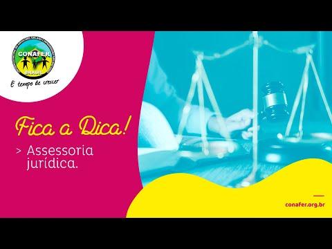 Fica a Dica CONAFER #2 Serviço de Assessoria Jurídica