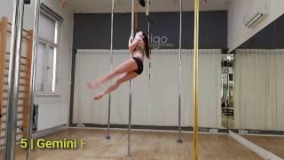 The Best Outside Leg Hang Tricks Vol. 1